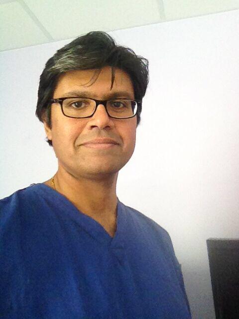 Dr Paras Dalal