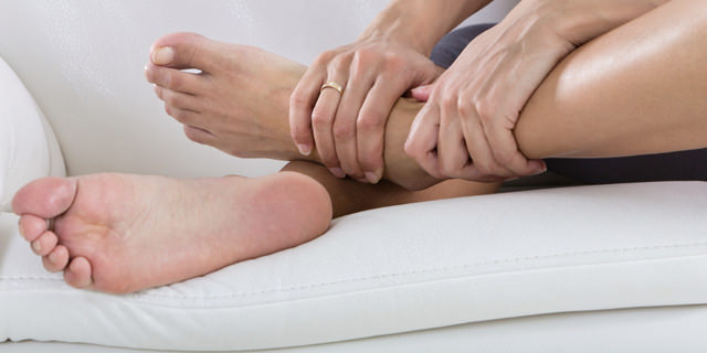 Treatment for foot and ankle injuries thumbnail