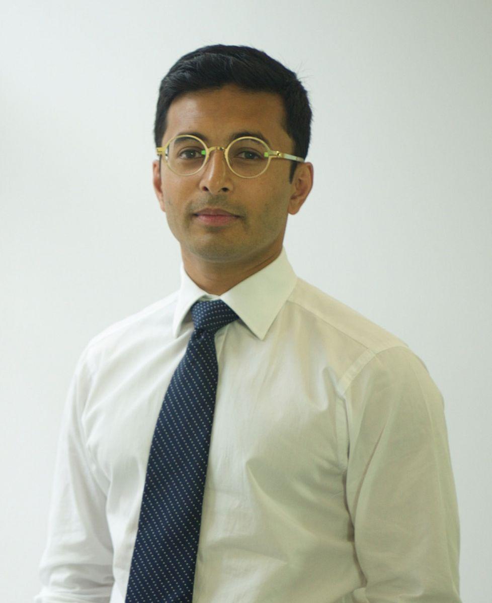 Mr Konal Saha