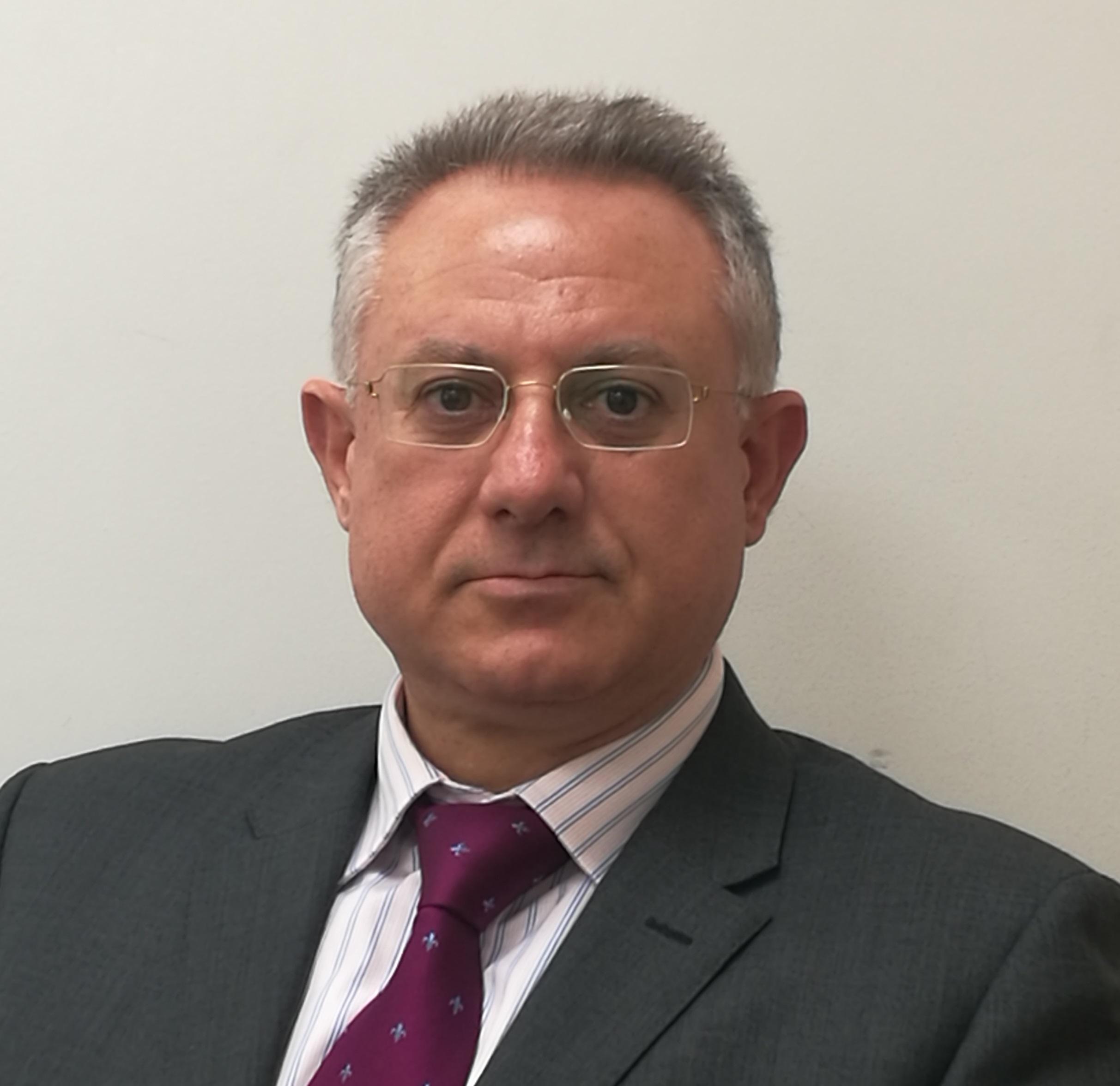Mr Charalambos Charalambides