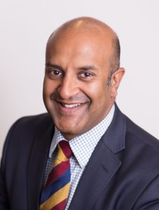 Mr Joyti Saksena, expert Orthopaedic Surgeon