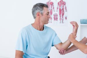 Elbow arthroscopy procedure