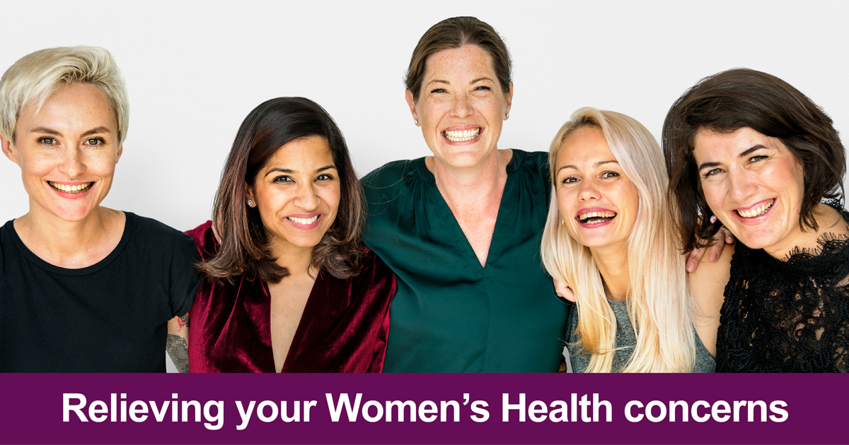 Womens health services at Highgate Private Hospital