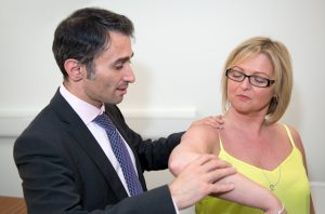 Rotator cuff repair treatment at Highgate Private Hospital