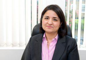 Mrs Sara Badvie, Consultant General, Colorectal & Laparoscopic Surgeon at Highgate Private Hospital,