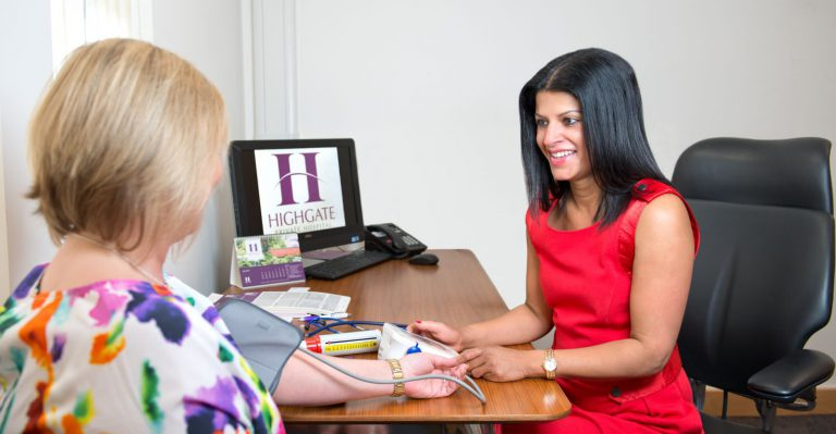 Diabetes treatment at Highgate Private Hospital